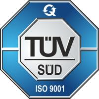 TÜV-ISO9001